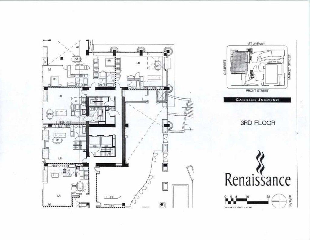 Renaissance Floor Plans Scott Finn Associates