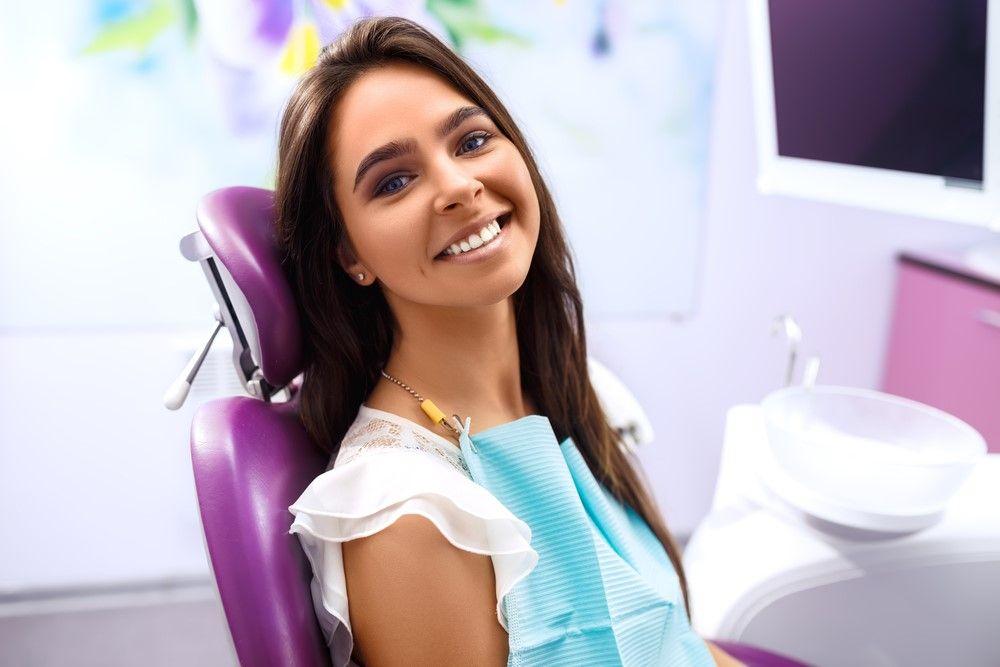 dental implant patient