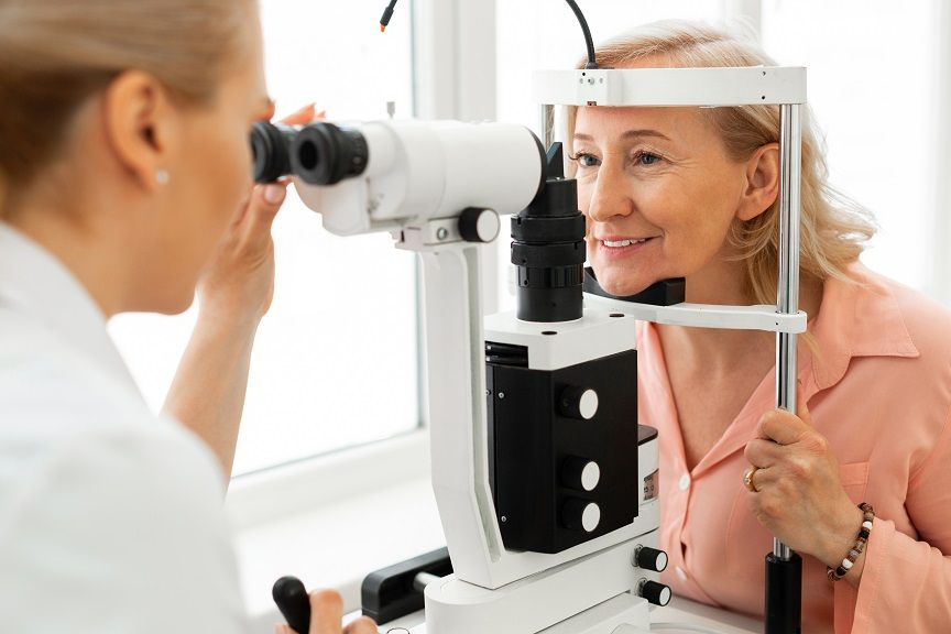 Diopsys Vision Test for Glaucoma