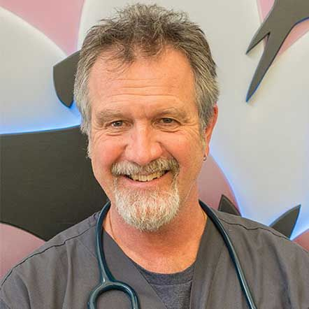 Dr. Iain Fitch, DVM, DC