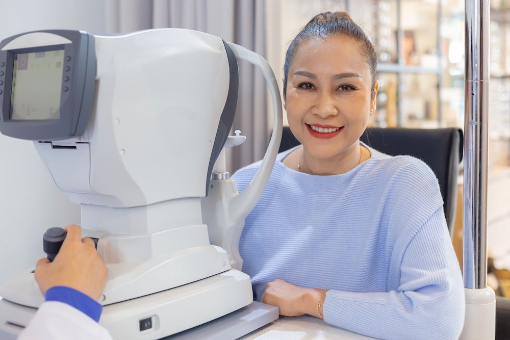 What Is an Optomap Retinal Scan?