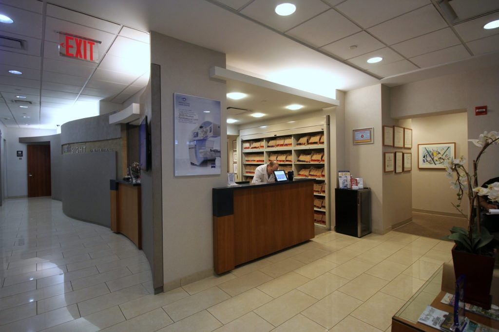 Manhattan Lasik Center Office