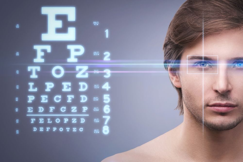 What tests are done before LASIK?