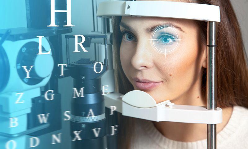 Lasik Eye Consultation