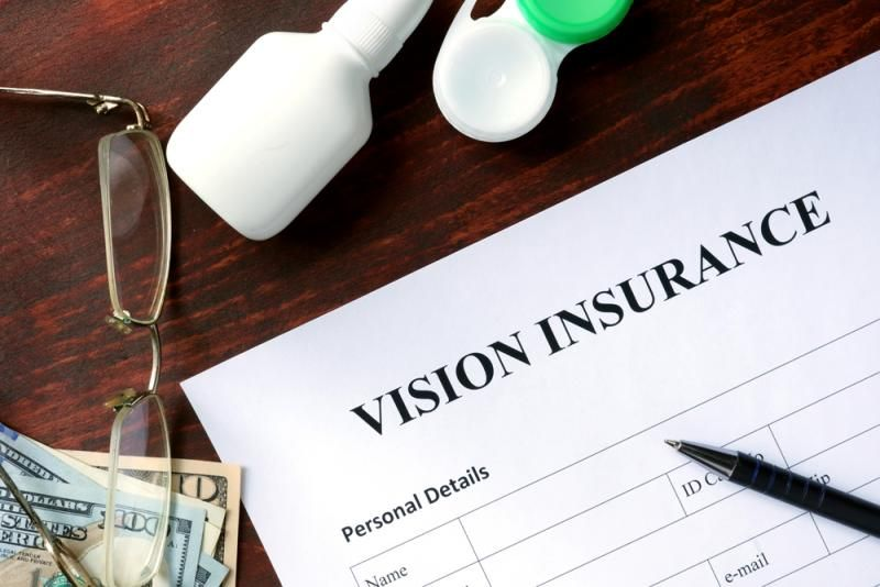 Payment Options at eye site vision center