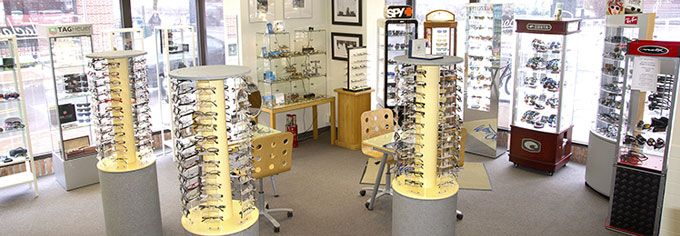 optometry boutique