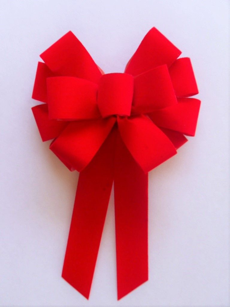 Wreath bows christmas for wreaths ribbon