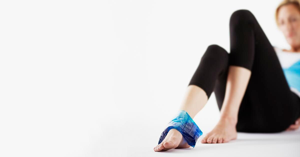 Chiropractic Treatment of Ankle Sprain