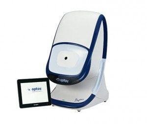 Optos Digital Retinal Imaging