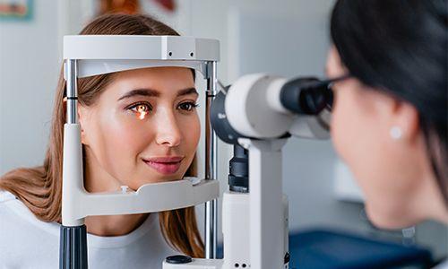 Primary Eye Care / Eye Wellness