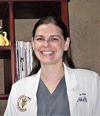 Dr. Cassie Park