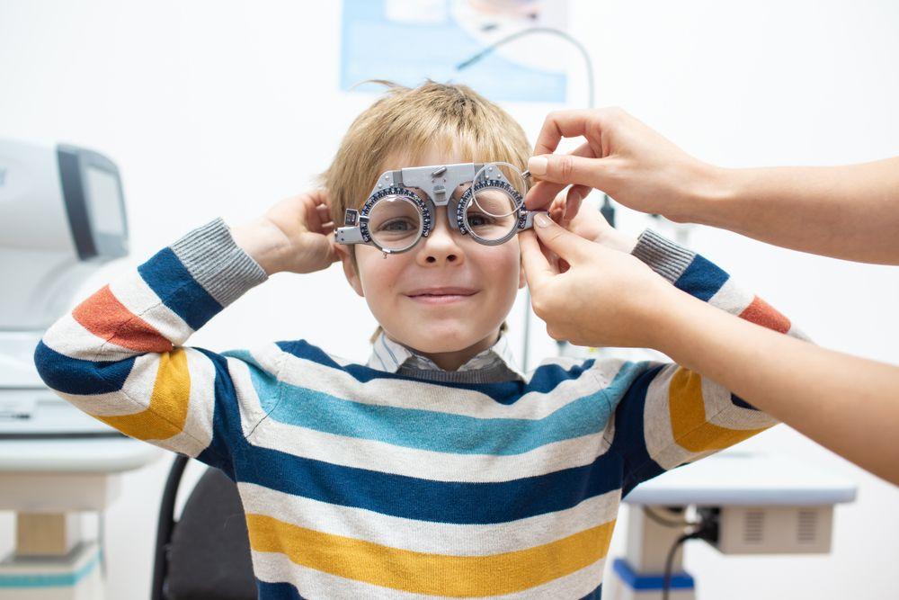Importance of Pediatric Eye Exams