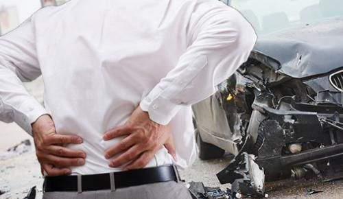 Car Accidents and Back Pain