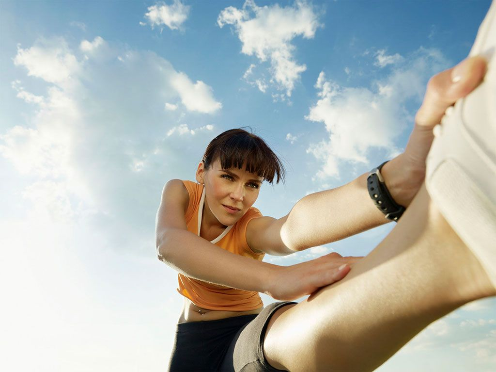Rehabilitative Exercise