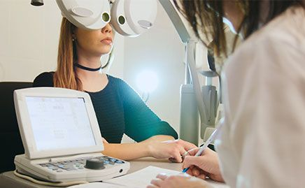 eye-health examinations