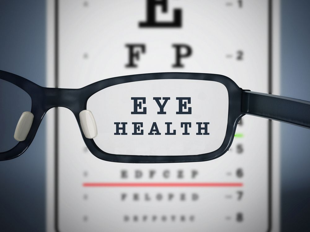 eye-health exam