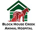 Block House Creek Animal Hospital Logo
