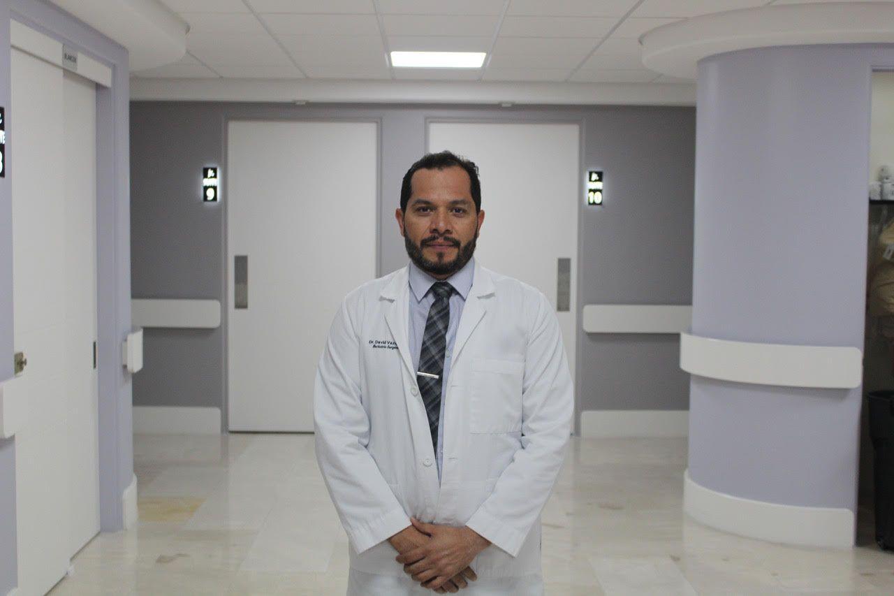 dr. garcia and dr. pasten