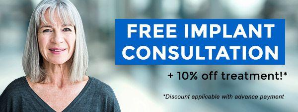 free implant consultation