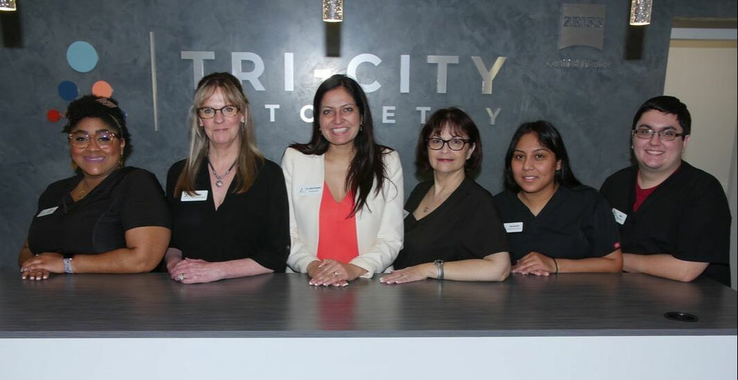 Meet the team at Tri-City Optometry