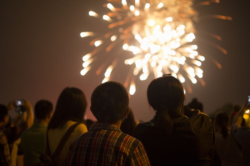 What You Need to Know About Firework Eye Safety