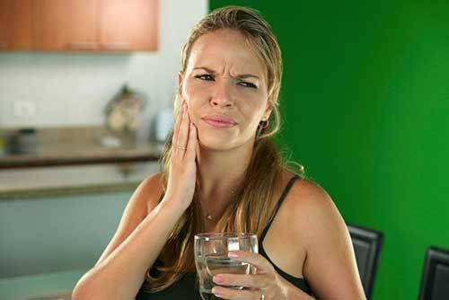 hypersensitive teeth