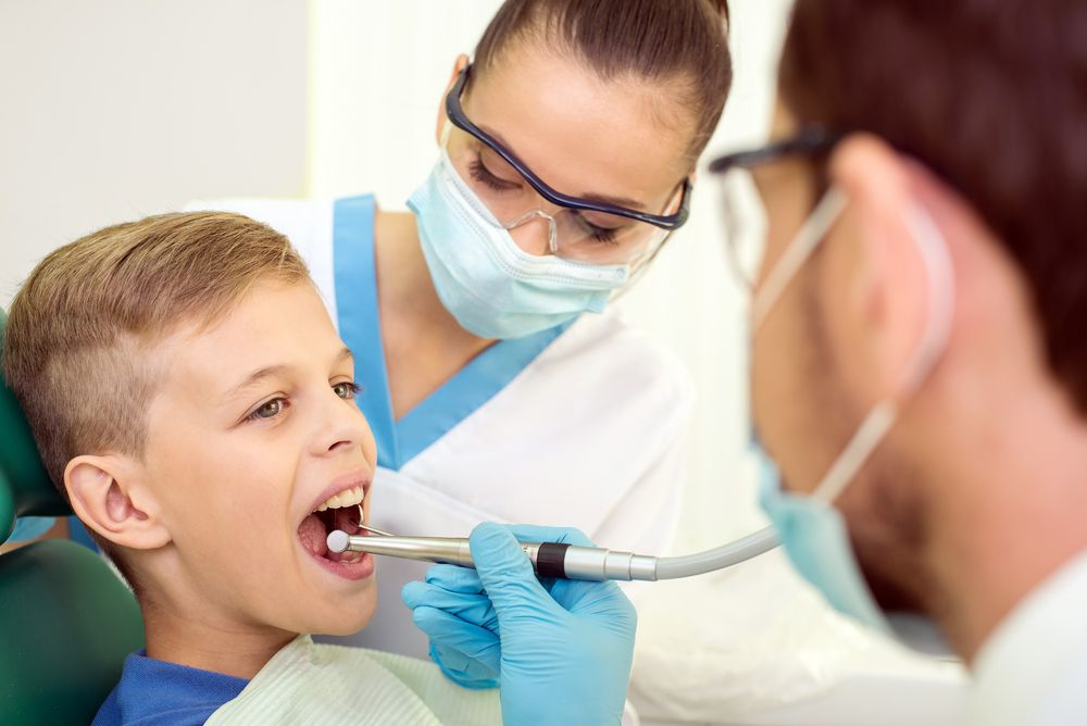 pediatric fillings