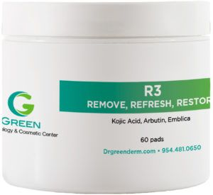 R3 – Dermatology Product