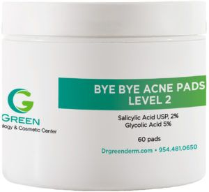 Bye Bye Acne Pads – Level 2