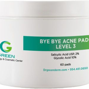 Bye Bye Acne Pads – Level 3