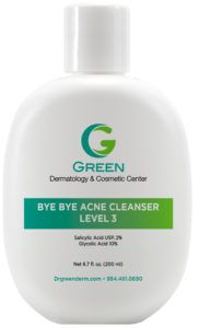 Bye Bye Acne Cleanser – Level 3