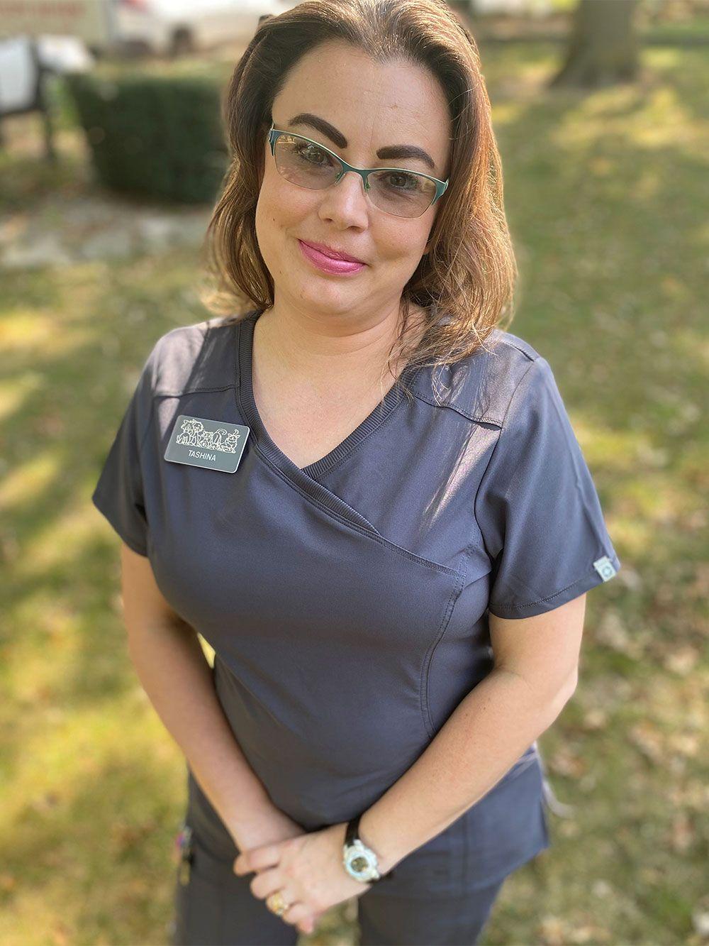 Tashina Vargas