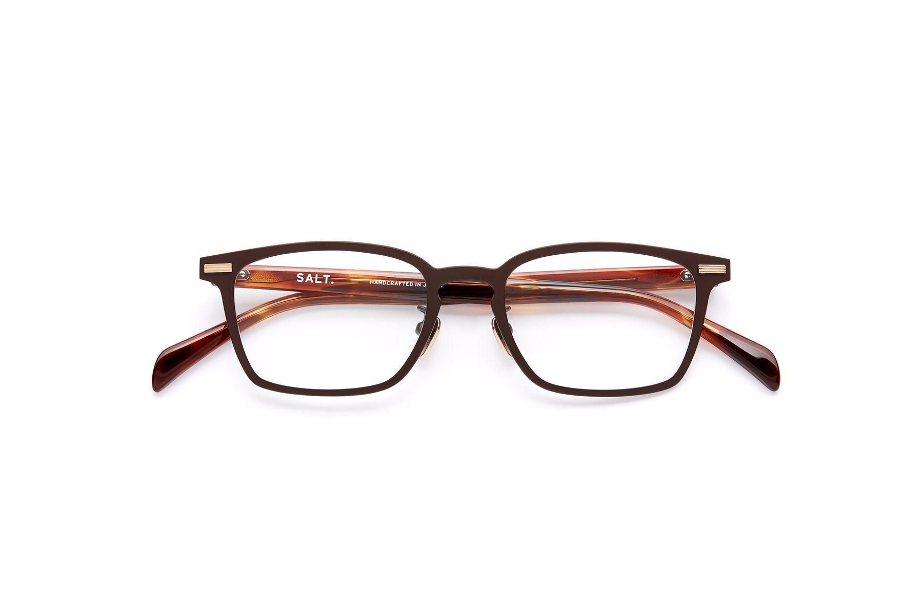 Salt glasses