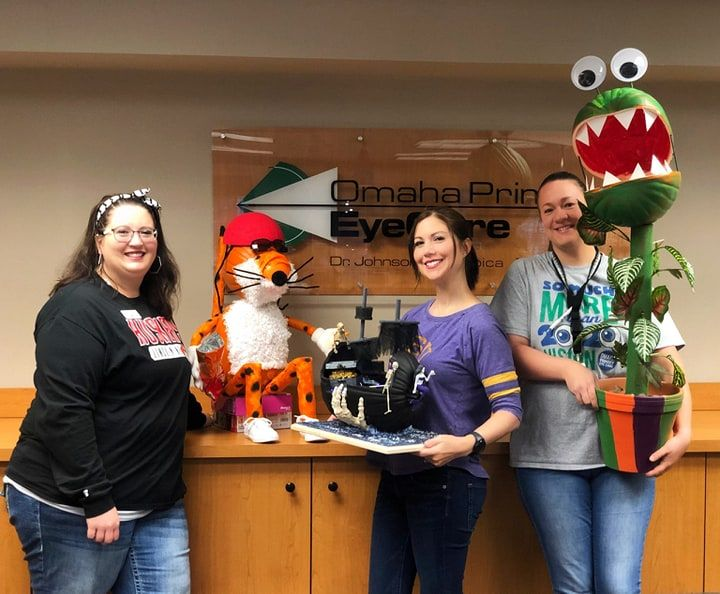 2019 Pumpkin Decorating Contest Winners