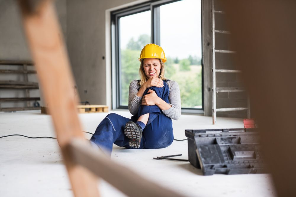 Types of Work Injuries and How a Chiropractor Helps