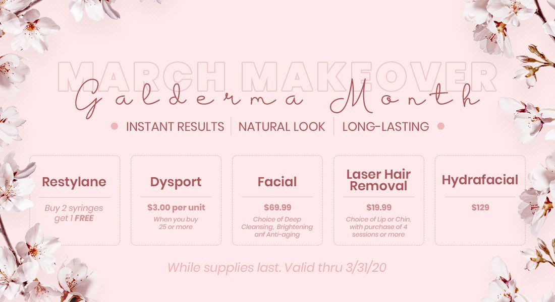 March Makeover