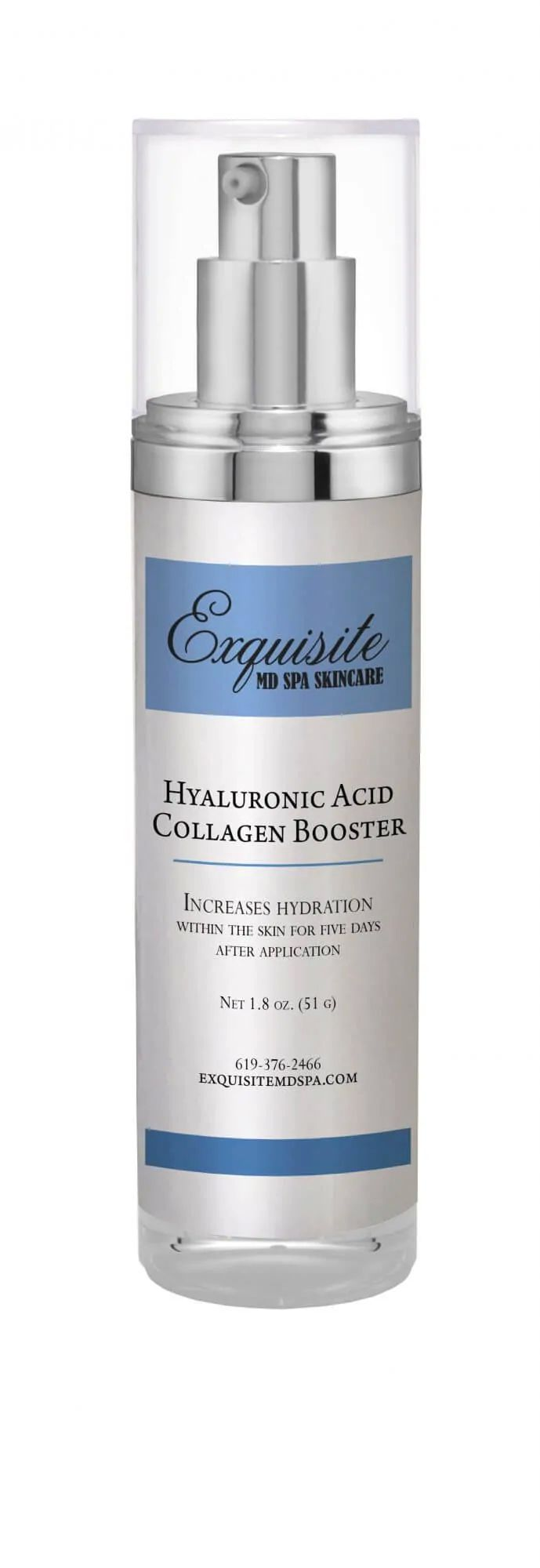 Hyaluronic Acid Collagen Booster