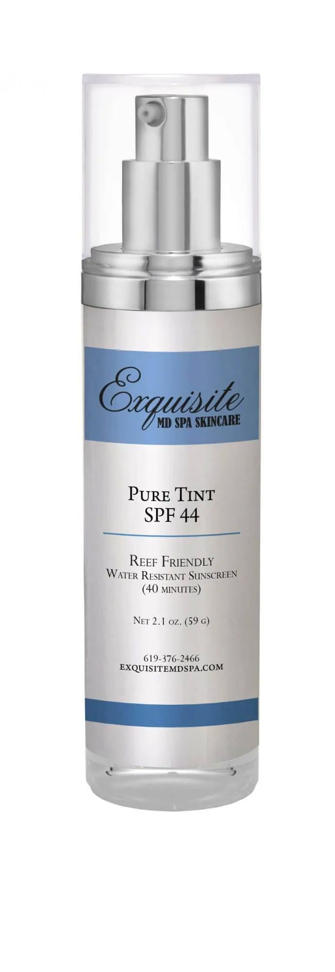 Pure Tine SPF 44