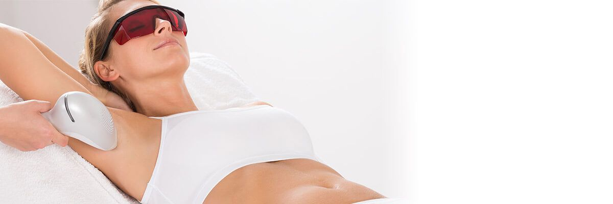 Will laser hair removal remove thick and unwanted hair completely?