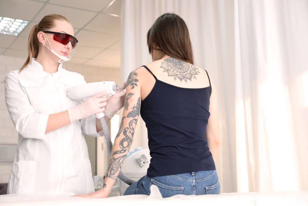 5 Reasons to Use Your Tax Return for Tattoo Removal