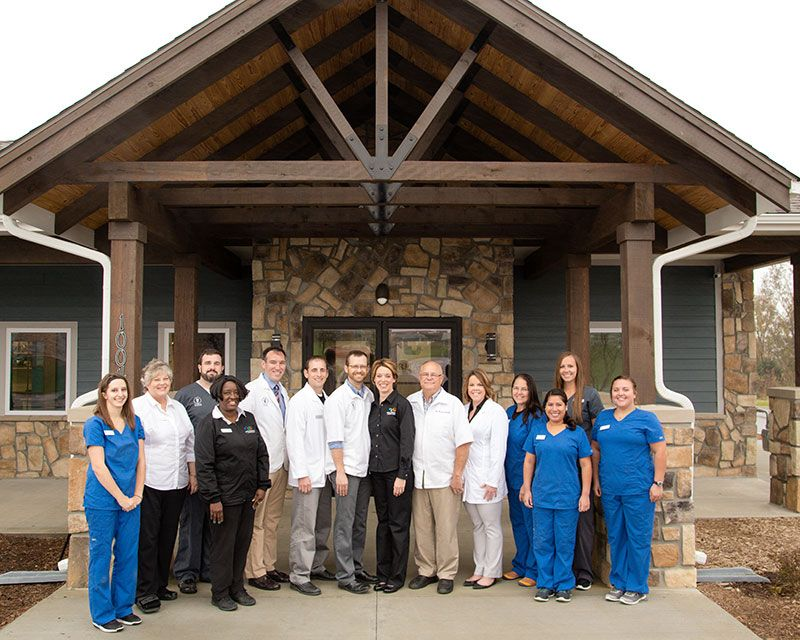 Piper Heritage Veterinary Clinic team