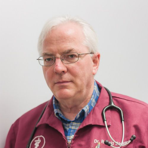 Ron Stewart, DVM
