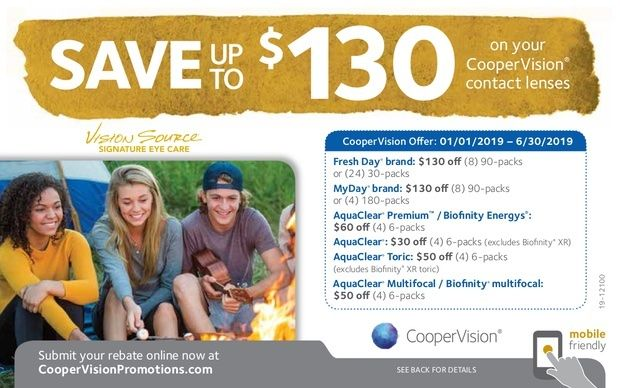 CooperVision® Contact Lens