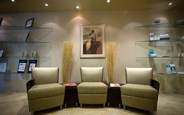 Stadia Medical Spa facility