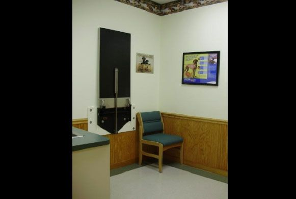 Exam Room 1 Dr. Campbell