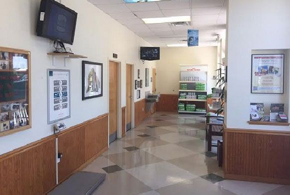 Waiting Area - Step into our spacious waiting area.