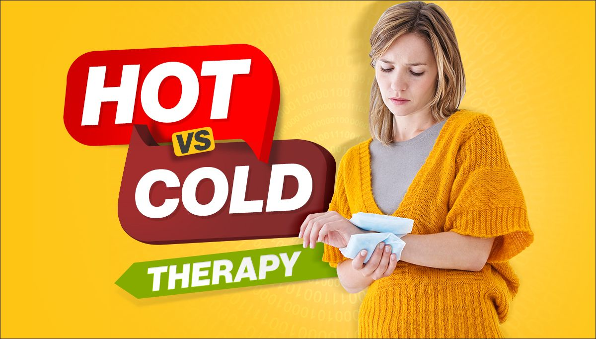 When to Use Cold or Hot Treatment for an Injury