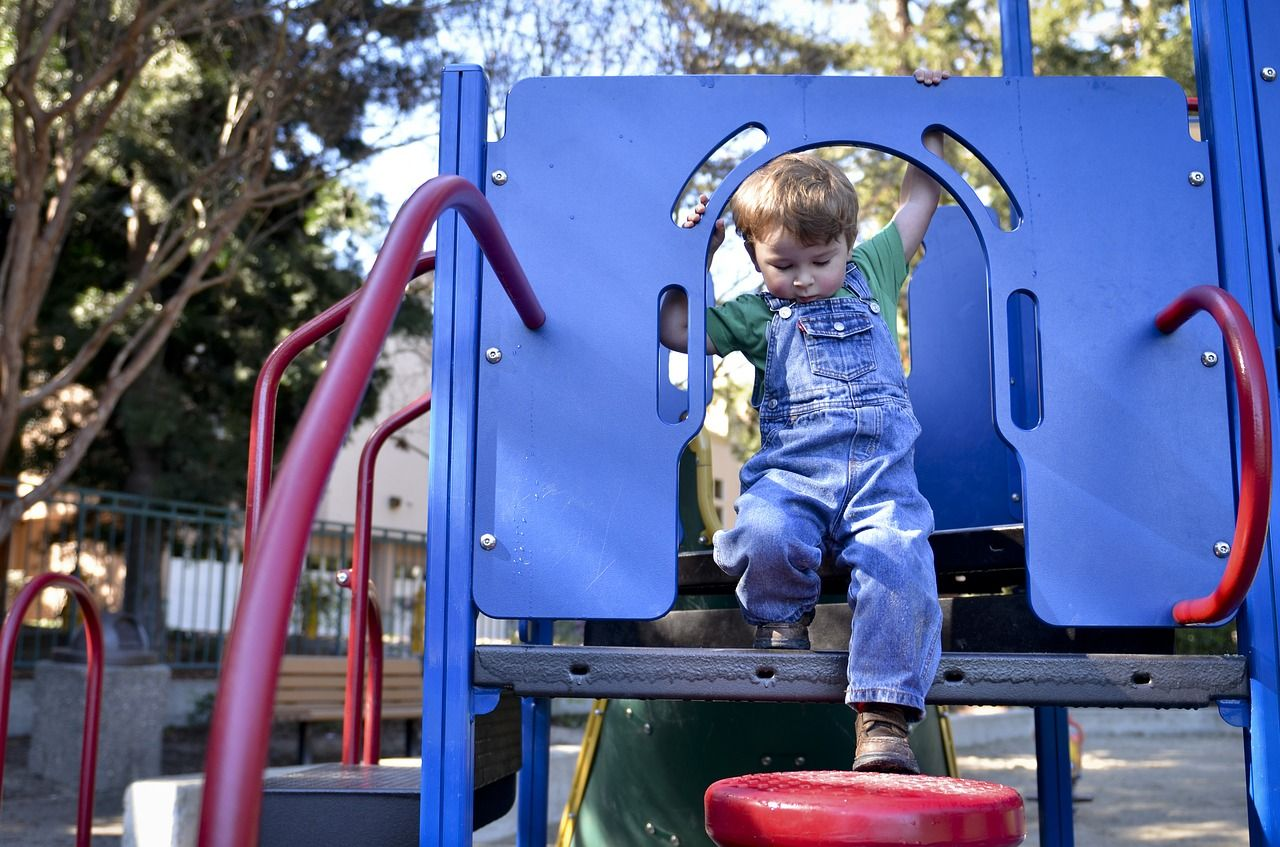 How to Prevent Falls Among Children