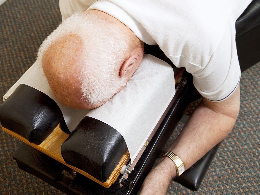 Senior chiropractic