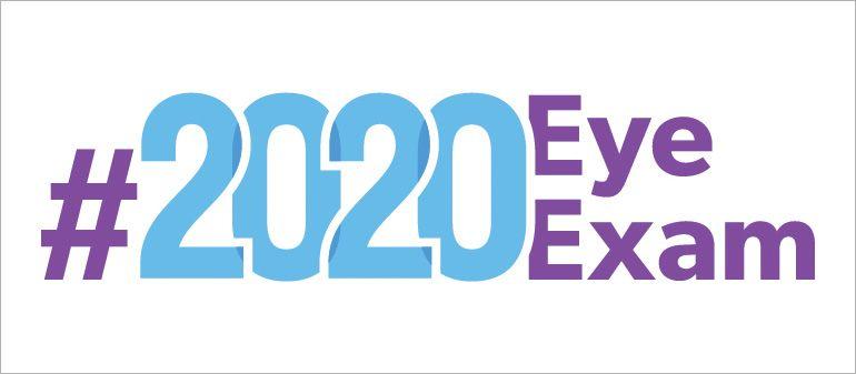 2020 Eye Exam